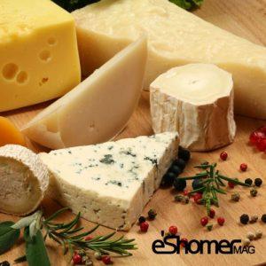 طرز تهیه آسان یک نوع پنیر به روش خانگی و سالم