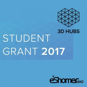 فراخوان مسابقه بین المللی طراحی دانشجویی 3D Hubs