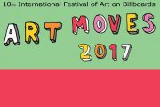 فراخوان مسابقه بین المللی هنری طراحی بیلبورد Art Moves 2017