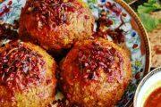 معرفی نحوه پخت مشهورترین غذاهای محلی سنتی ایران – کوفته تبریزی