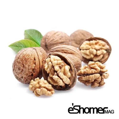 گردو و خواص ضد سرطانی آن در میوه درمانی