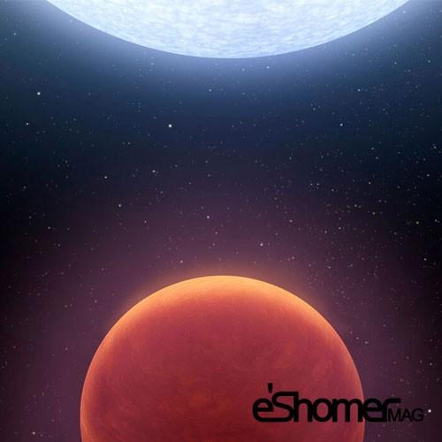کشف داغ ترین و عجیب ترین سیاره فرا خورشیدی در عالم