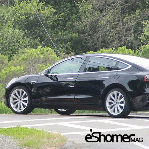 مجله خبری ایشومر tesla-unveils-3 رونمایی از تسلا 3 خودرو جدید tesla تكنولوژي خودرو خودروهای هوشمند خودرو تکنولوژی تسلا تازه های تکنولوژی