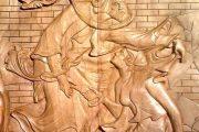 آشنایی با انواع رشته های هنرهای سنتی ایران ، منبت کاری