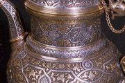آشنایی با انواع رشته های هنرهای سنتی ایران _ دوات گری