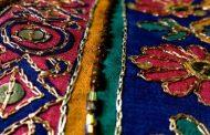 آشنایی با انواع رشته های هنرهای سنتی ایران _ رودوزی های سنتی