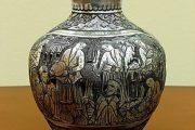 آشنایی با انواع رشته های هنرهای سنتی ایران _ قلم زنی