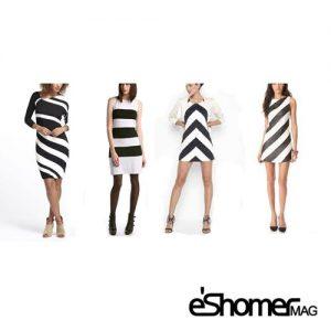 انواع خط و اثر روانی آن ها در طراحی مد و لباس