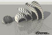 با اوریگامی و کاربرد آن در معماری آشنا شویم