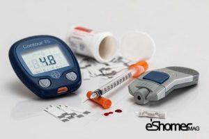 بیماری دیابت Diabetes انواع و نشانه های آن