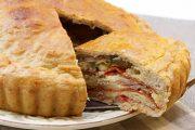 تهیه و پخت انواع غذاهای ایتالیایی _ پای پیتزا