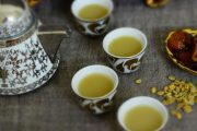 دمنوش قهوه ی سبز و خواص درمانی آن در از بین بردن چربی های کبد