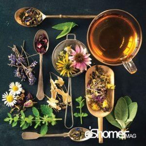 دمنوش گیاهی برای تقویت حافظه