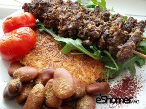 معرفی پخت مشهورترین غذاهای محلی سنتی ایرانی _ کباب ترش گیلان