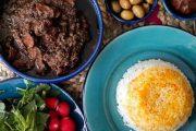 معرفی پخت مشهورترین غذاهای محلی سنتی ایرانی گمج کباب گیلان