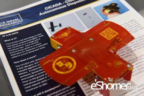 مجله خبری ایشومر Use-of-the-Sikada-UAV-for-US-Air-Force-Meteorology استفاده از پهپاد سیکادا برای مطالعات هواشناسی در ارتش آمریکا تكنولوژي نوآوری  هواشناسی سیکادا پهپاد CICADA