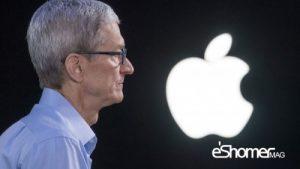 درآمد تیم کوک مدیرعامل اپل در ۲۰۱۶ چقدر است