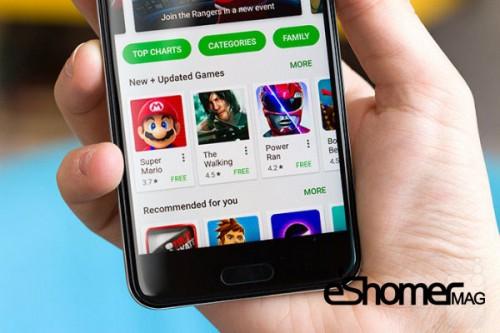 مجله خبری ایشومر استور-گوگل-پلی-اپلیکیشن استور گوگل پلی اعلام کرد اپلیکیشن های معیوب در پایین ترین نتایج نمایش داده میشود تكنولوژي نوآوری