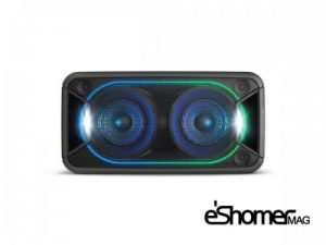 اسپیکر بلوتوث و سیستم صوتی جدید شرکت سونی