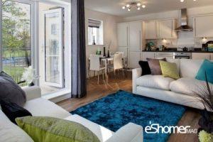 تغییر فضای خانه به جریان انرژی مثبت در فنگ شویی طراحی داخلی