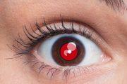 حذف قرمزی چشم ها علت و روش ها در عکاسی پرتره