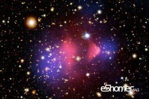 دستاورد جدید دانشمندان در مورد ماده سیاه در فضا