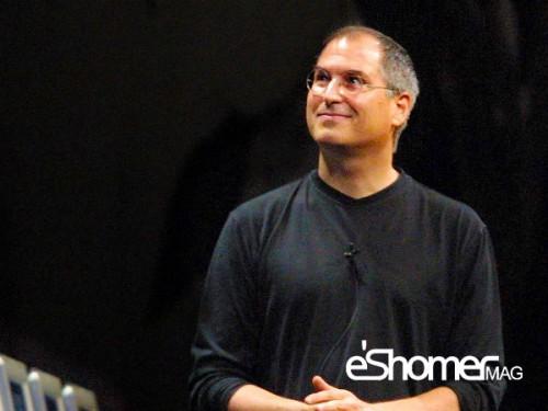 عملکرد استیو جابز مدیر عامل اپل برای نظرات مخالف