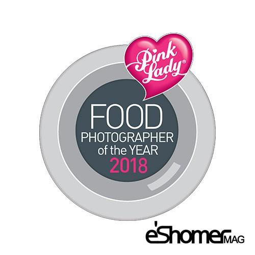 فراخوان عکاسی بین المللی غذا Pink Lady 2018