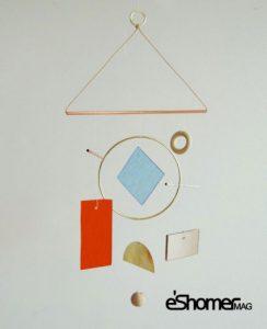 آشنایی با نمادهای فنگ شویی در طراحی داخلی ، بادزنگ