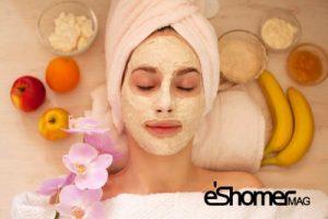 پوست موز و خواص درمانی شگفت انگیز آن بر روی پوست