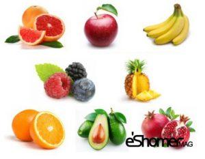 چربی سوزی و کاهش وزن با میوه های چربی سوز