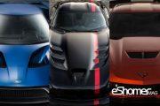10 خودرو که آمریکا برای تولید آنها افتخار می کند