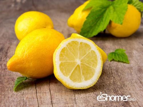 درمان خانگی بیماری کبد چرب با مواد طبیعی ، لیمو