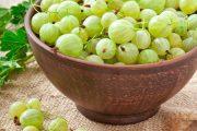 درمان خانگی بیماری کبد چرب با مواد طبیعی ، انگور فرنگی