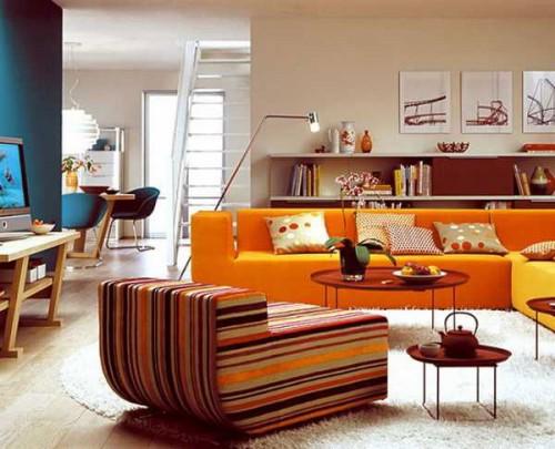 مجله خبری ایشومر رنگ-نارنجی-رنگ-های-روشن-طراحی-داخلی-مجله-خبری-ایشومر-1 هماهنگی رنگ نارنجی با رنگ های روشن در طراحی داخلی هنر هنر و معماری طراحی داخلی رنگ های روشن رنگ نارنجی رنگ در طراحی داخلی