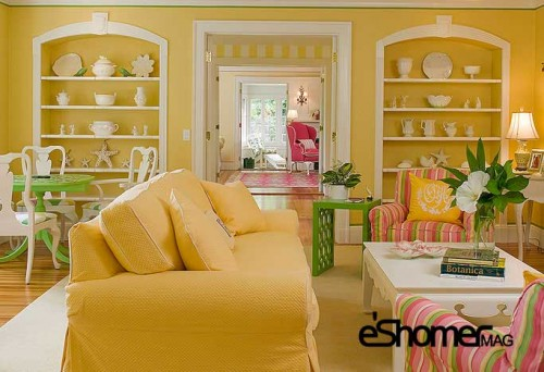 مجله خبری ایشومر روشن-اتاق-نشیمن-رنگ-زرد-طراحی-داخلی-مجله-خبری-ایشومر-1 روشن کردن اتاق نشیمن با رنگ زرد طراحی داخلی هنر هنر و معماری طراحی داخلی روشن کننده رنگ زرد رنگ در طراحی داخلی اتاق نشیمن