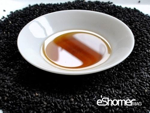 روغن سیاه دانه ، در خواص درمانی انواع روغن ها