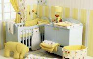 طراحی اتاق نوزاد بر اساس قوانین فنگ شویی در طراحی داخلی