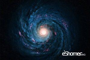 علت شکل های عجیب کهکشان ها و مراحل تکامل آنها
