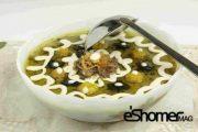 غذاهای محلی غذاهای ایرانی آموزش آشپزی ، آش ماسوا بروجرد
