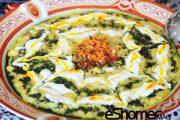 غذاهای محلی غذاهای ایرانی آموزش آشپزی ، آش کلم تبریز