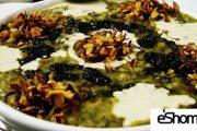 غذاهای محلی غذاهای ایرانی آموزش آشپزی ، آش گندم