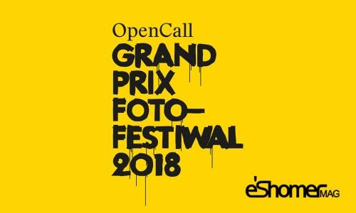 فراخوان عکاسی جایزه بزرگ فستیوال عکس 2018