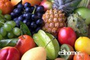 با انواع میوه های طبع ( مزاج ) گرم آشنا شویم
