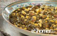 غذاهای محلی غذاهای ایرانی آموزش آشپزی ، آش ساک گرگان