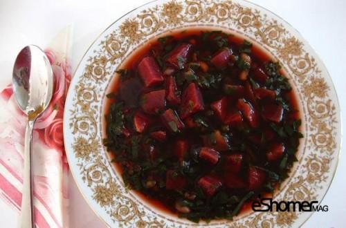 غذاهای محلی غذاهای ایرانی آموزش آشپزی ، آش پهتی اهواز