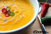 غذاهای محلی غذاهای ایرانی آموزش آشپزی ، آش کدو گیلان