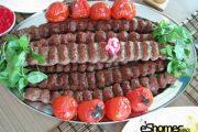 غذاهای محلی غذاهای ایرانی آموزش آشپزی کباب کوبیده