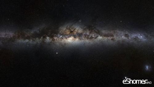 مجله خبری ایشومر ماده-تاریک-چیزی-کهکشان-کنار-هم-نگه-داشت ماده تاریک چیزی که کهکشان را کنار هم نگه داشته تازه ها سبک زندگي ماده تاریک کهکشان