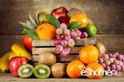 با کالری انواع میوه ها با توجه به مصرف مقدارشان آشنا شویم